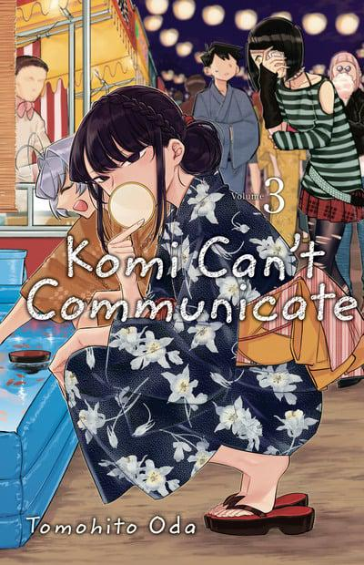 Komi Can't Communicate 3