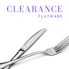 Clearance - Flatware