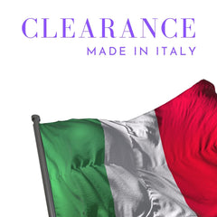 Clearance - Made in Italy