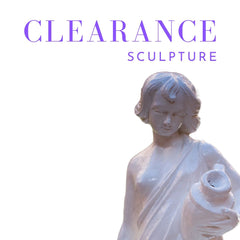 Clearance - Sculpture