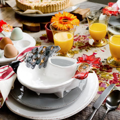Fortunata Rooster Dinnerware Collection