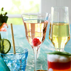 Optical Glassware Collection