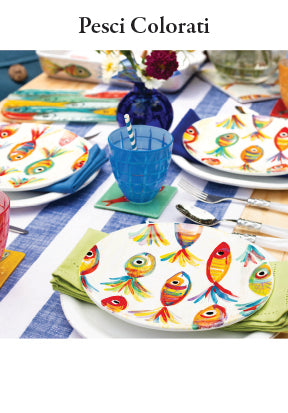 Pesci Dinnerware Collection