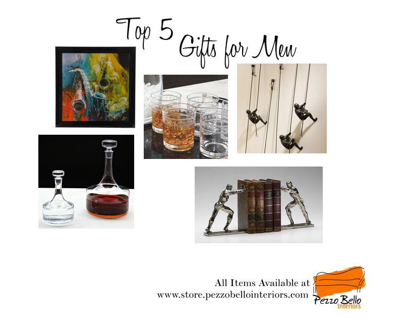 Top 5 Gifts for Men