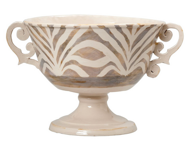 Safari Large Pedestal Bowl
