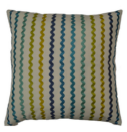 Samba Feather Down Pillow - Island - Pezzo Bello Interiors