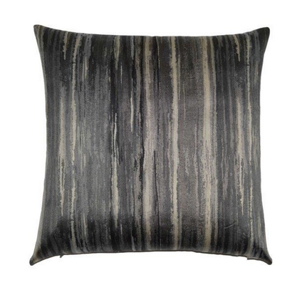 Color Scheme Monday - Morning Stillness - Roy Feather Down Pillow - Zinc - Pezzo Bello Interiors