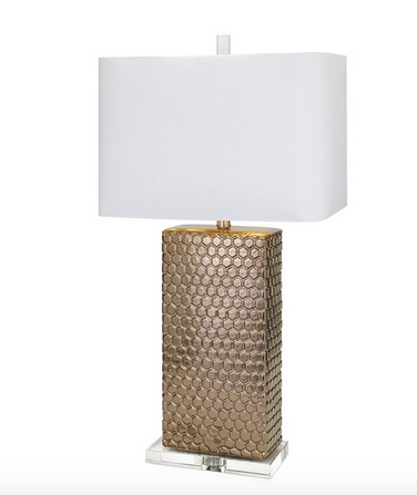 Gala Table Lamp - Color Scheme Monday - Home of the Free Becuase of the Brave