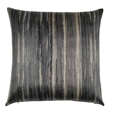 Roy Feather Down Pillow - Zinc - Color Scheme Monday - Home of the Free because of the Brave - Pezzo Bello Interiors