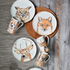 Into the Woods Dinnerware Collection