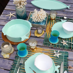 Lastra Fish Dinnerware Collection