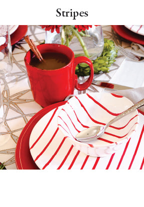 Stripes Dinnerware Collection