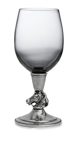 Copy of Cavallo Pewter Water/Wine Glass