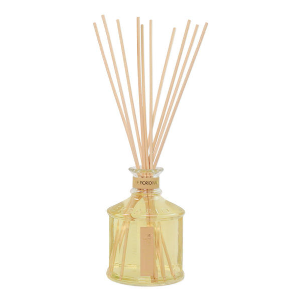 Amaretto and Vanilla Flowers Diffuser - Erbario Toscana - Available in 3 Sizes