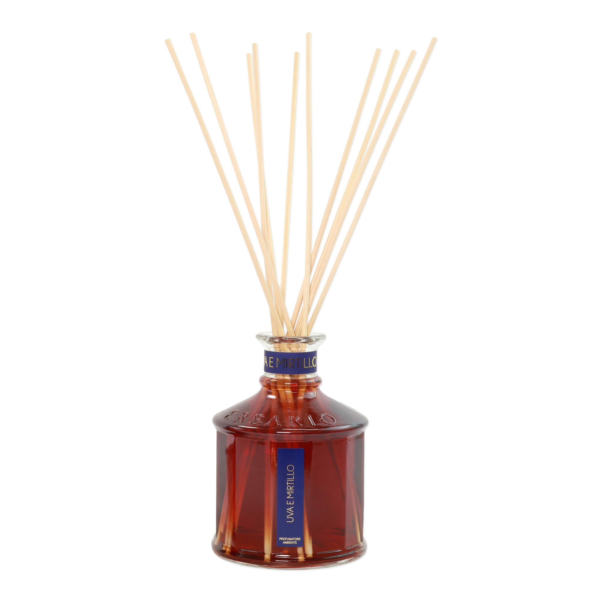 Grape & Bilberry Diffuser - Erbario Toscana - Available in 3 Sizes