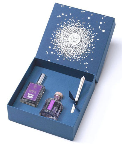 Bacche di Tuscia Diffuser and Home Spray Gift Set - Erbario Toscana