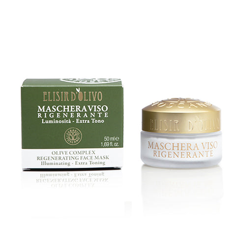 Olive Complex Regenerating Face Mask