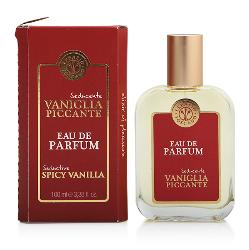Erbario Toscano Spicy Vanilla  Eau de Parfum in 2 sizes.