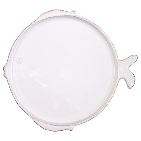 Lastra Fish Dinner Plate Set of 4