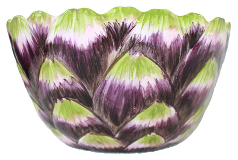 Bel Orto Artichoke Serving Bowl