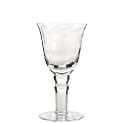 Incanto Olive Wine Glasses  Set of 4