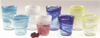 Infusion High Ball Glasses  Set of 4