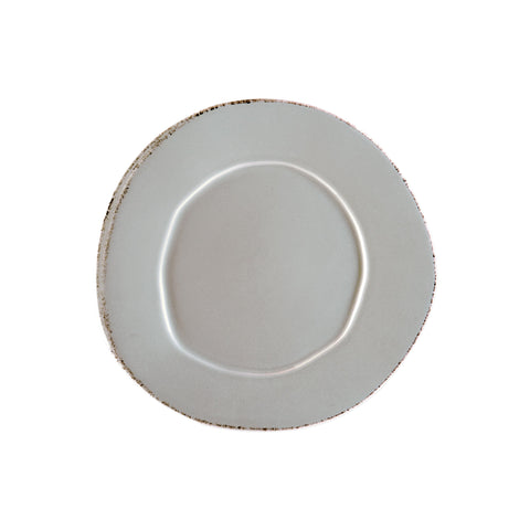 Lastra Salad Plate - Set of 4 - Gray