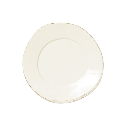 Lastra Salad Plate - Set of 4 - Linen