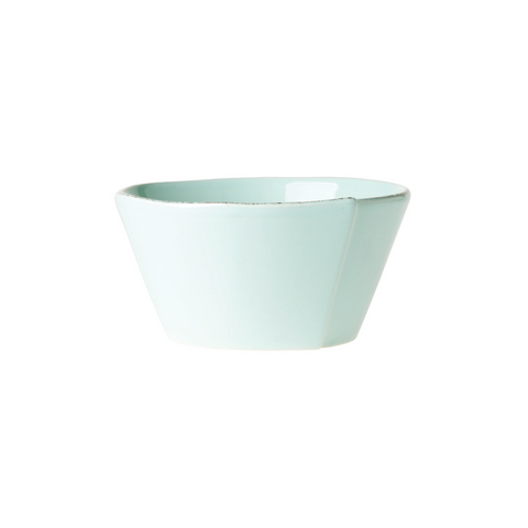 Lastra Cereal Bowl - Set of 4 - Aqua