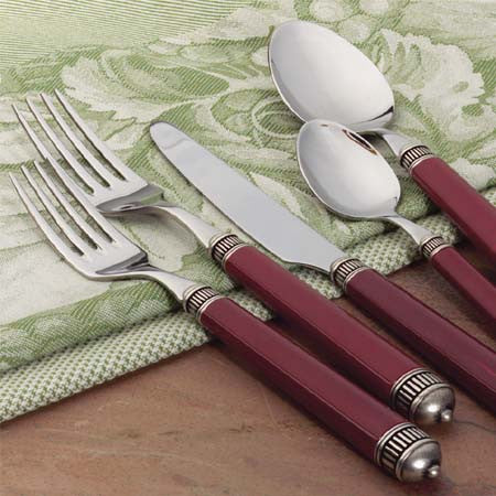 Opera  5 Piece Place Setting , Overstock/Clearance - Vietri, Pezzo Bello  - 1