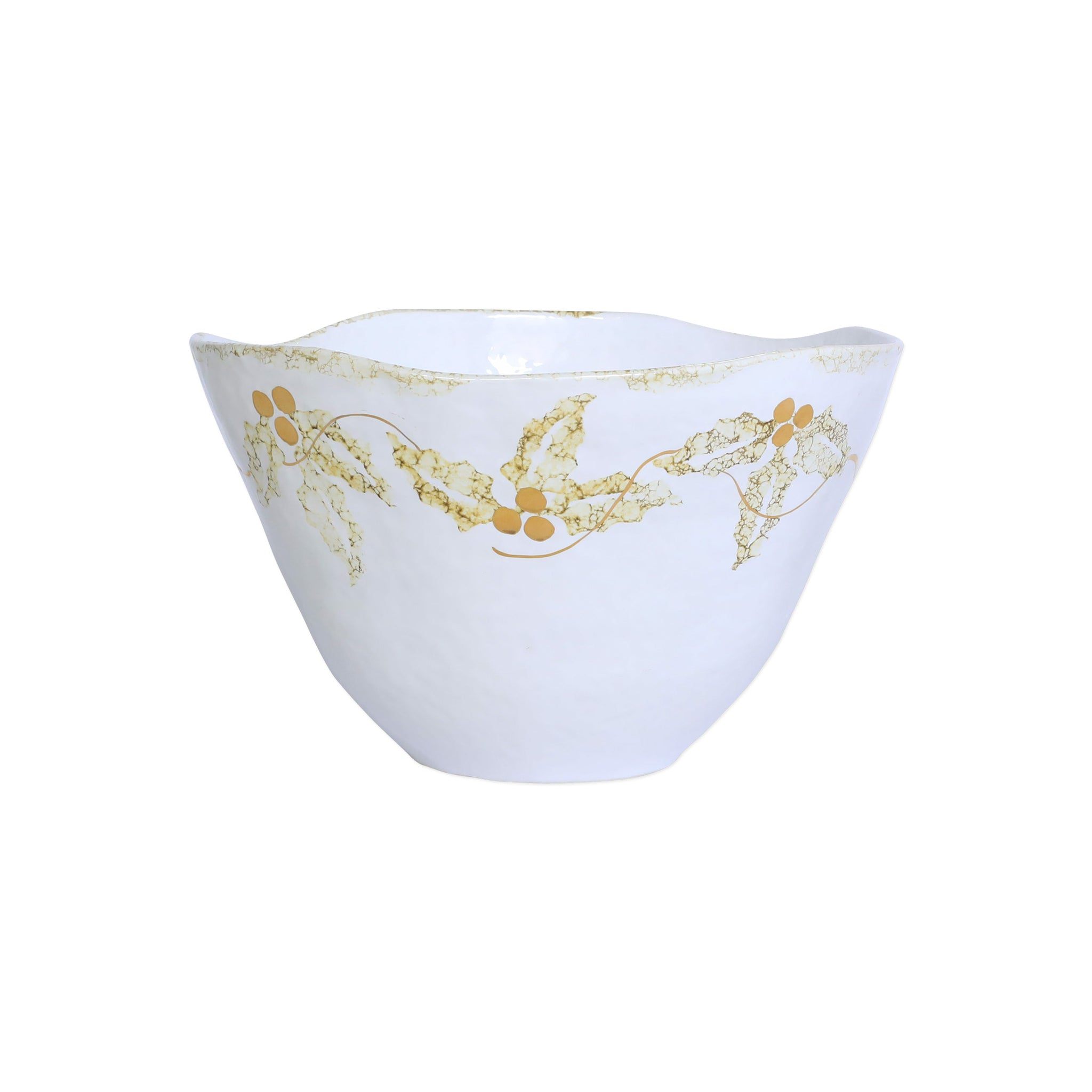 Perla Natale Holly Deep Bowl