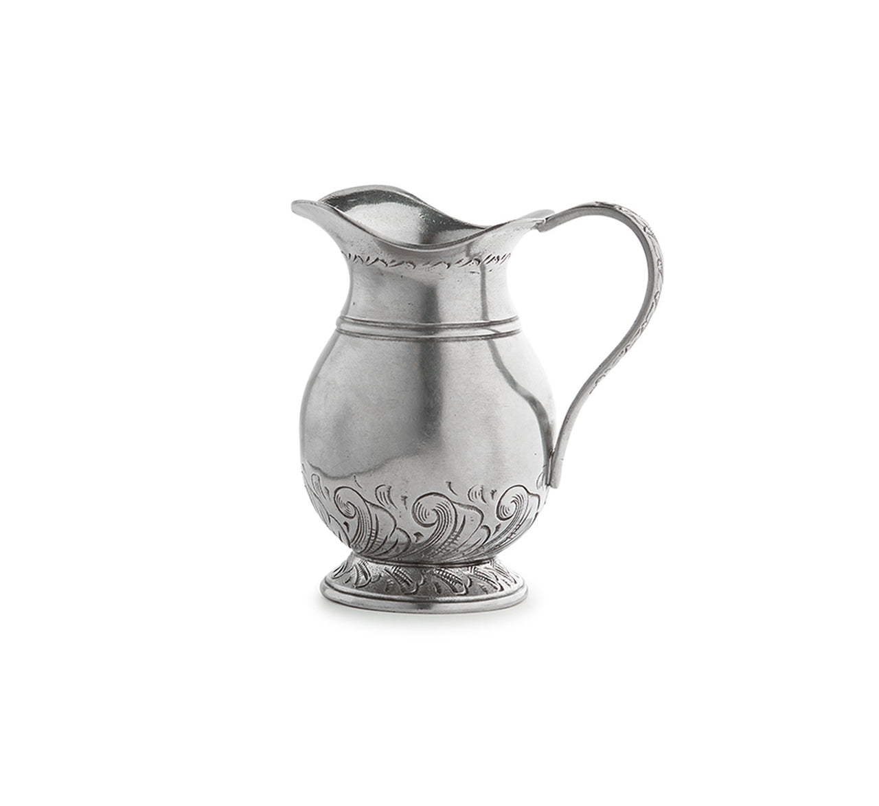 Peltro Petite Pewter Pitcher