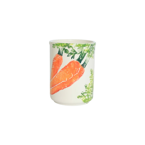 Spring Vegetables Utensil Holder