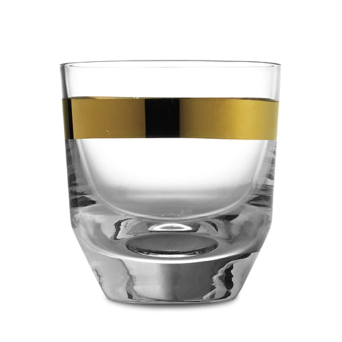 Semplice Double Old Fashioned Glasses - Set of 4