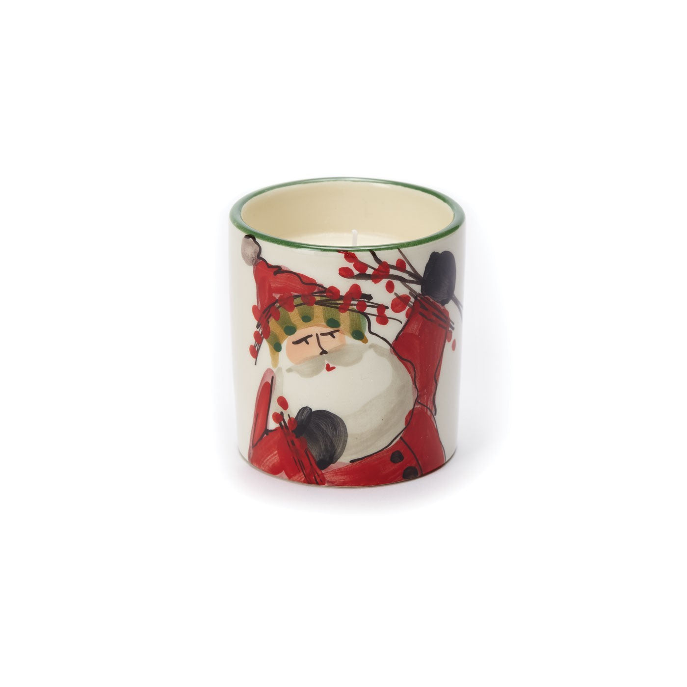 Old St. Nick Scented Candle