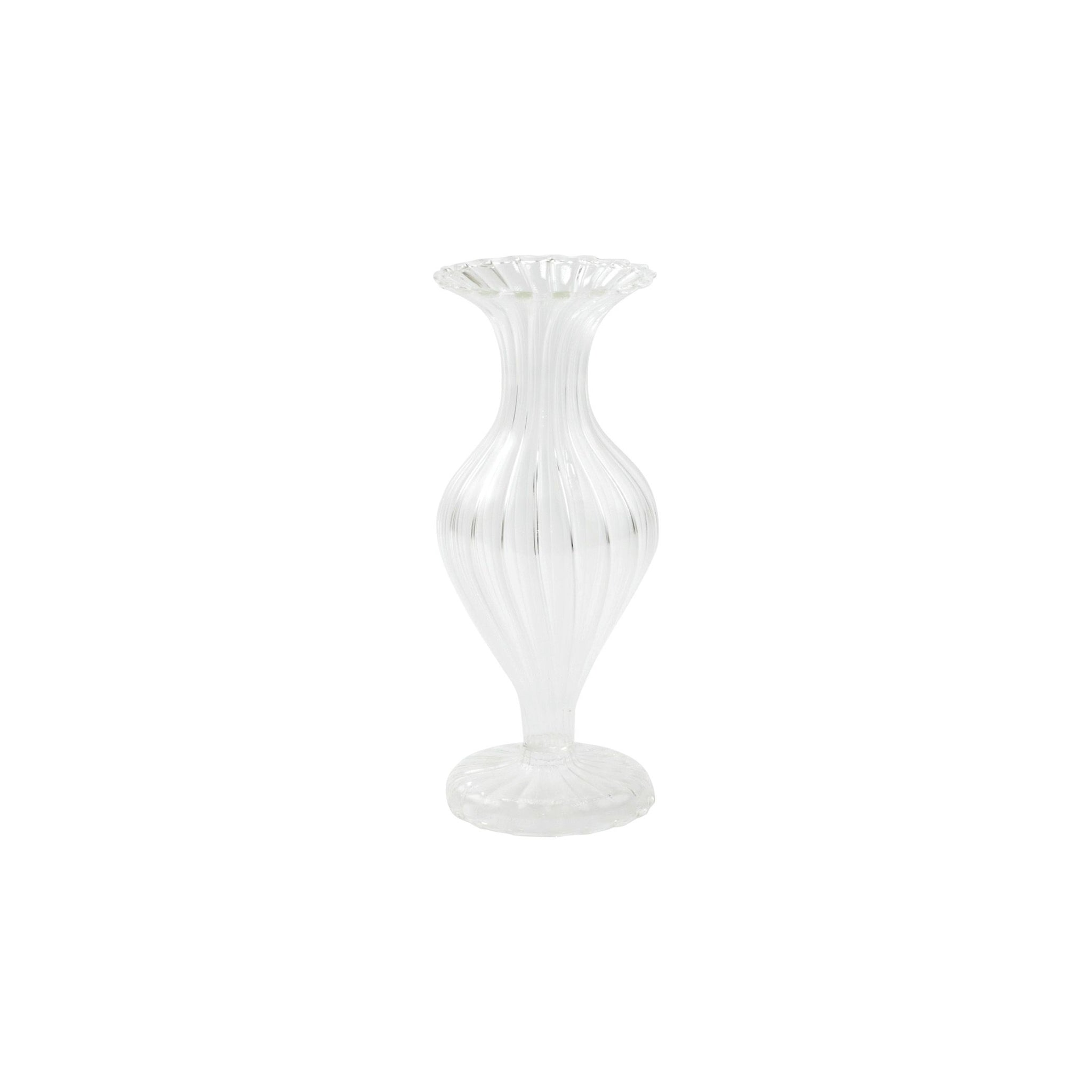 Ottico Bud Vase/Candle Holder - Set of 2 - Short