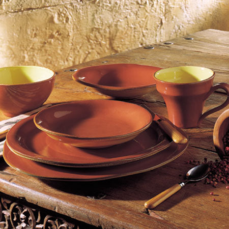 Paprika  Dinnerware Service For 2