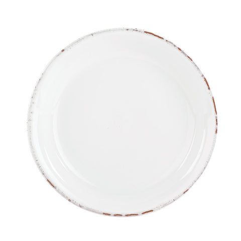 Bianco White Salad Plate - Set of 4
