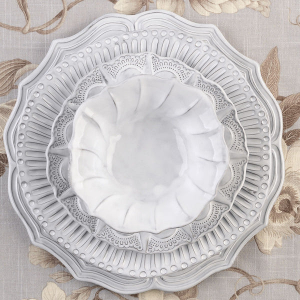 Incanto Stripe Dinner Plate - Set of 4 , tableware - Vietri, Pezzo Bello  - 2