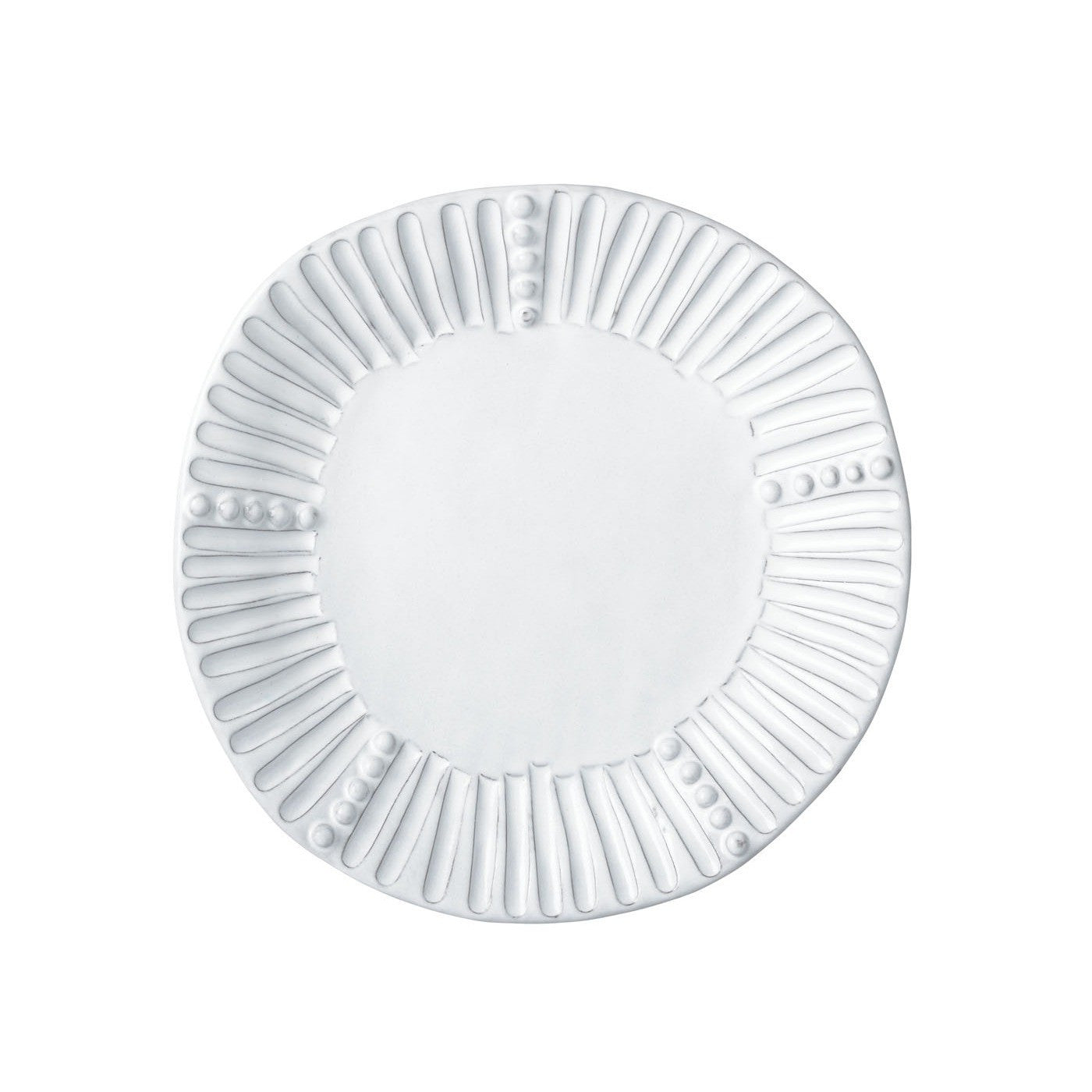 Incanto Stripe Salad Plate - Set of 4 , tableware - Vietri, Pezzo Bello  - 1