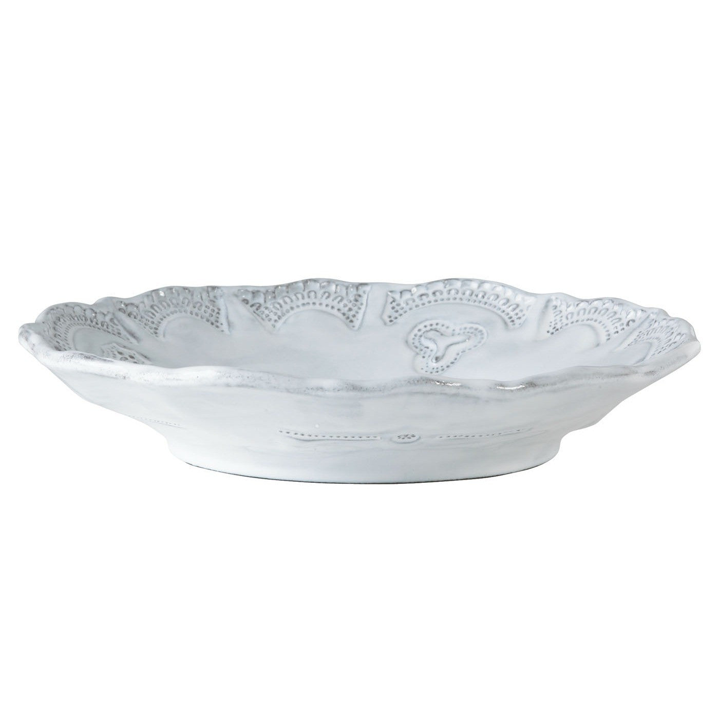 Incanto Lace Pasta Bowl - Set of 4 , tableware - Vietri, Pezzo Bello