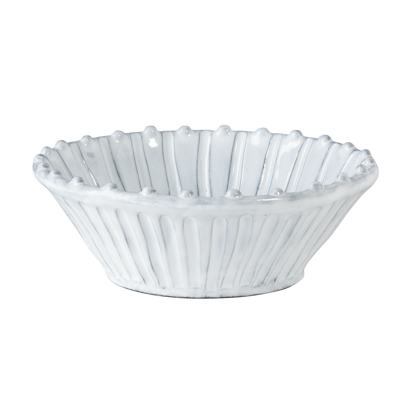 Incanto Stripe Cereal Bowl - Set of 4 , tableware - Vietri, Pezzo Bello