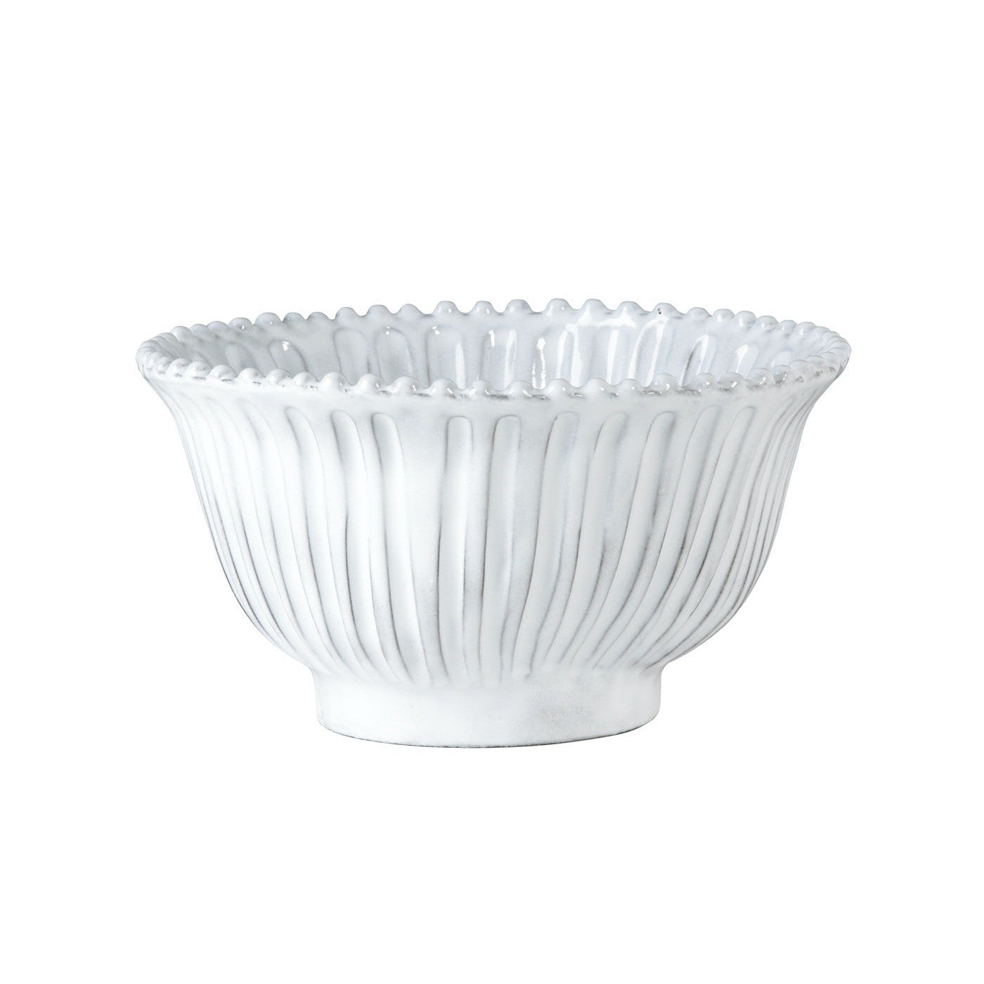 Incanto Stripe Small Serving Bowl , tableware - Vietri, Pezzo Bello  - 1