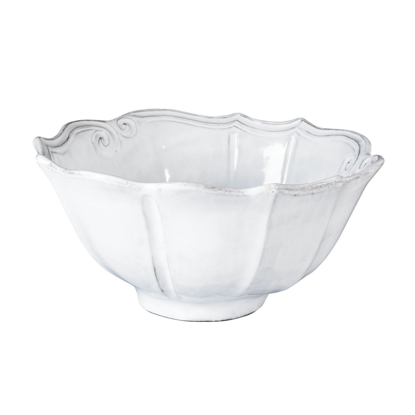 Incanto Baroque Medium Serving Bowl , tableware - Vietri, Pezzo Bello