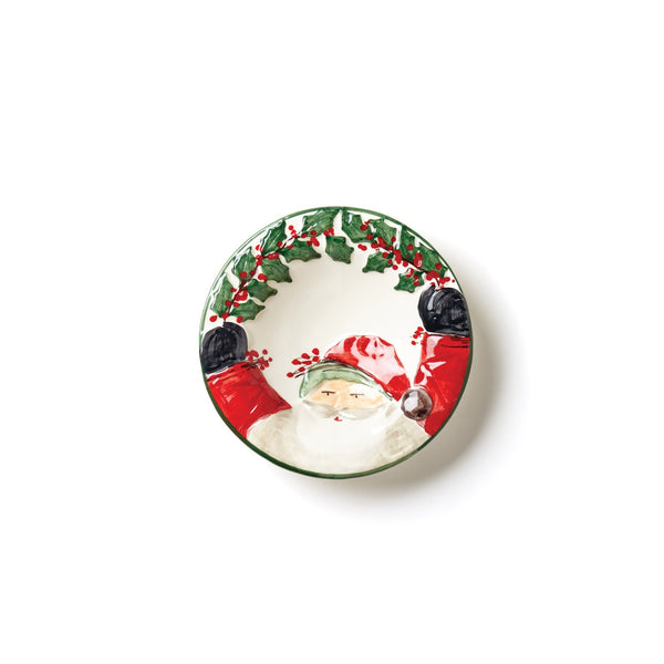Old St. Nick Candy Dish