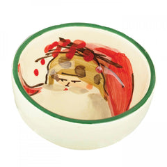 Old St. Nick Assorted Condiment Bowls - Set of 4 , Christmas - Vietri, Pezzo Bello  - 3
