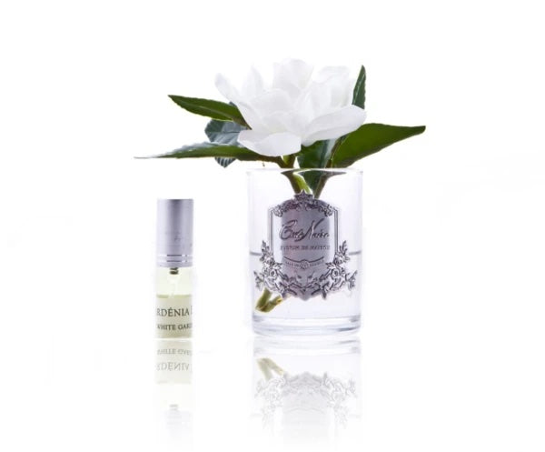 Cote Noire Perfumed Natural Touch Single Gardenias - Clear Base