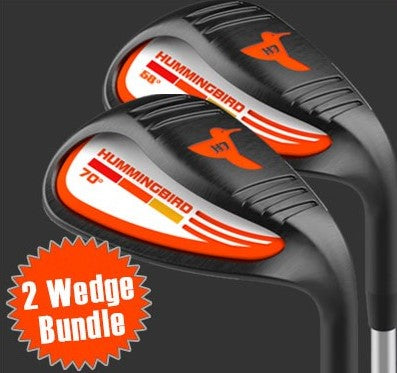 H7 Hummingbird Wedge - 70 and 58 Degree Bundle