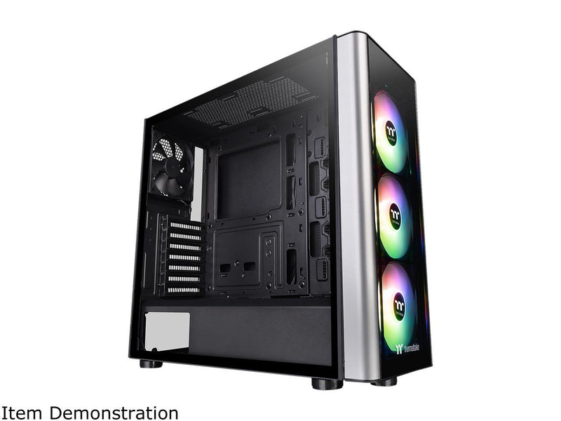 Thermaltake Level 20 MT ARGB CA-1M7-00M1WN-00 Black SPCC / Tempered Glass ATX Mid Tower Computer Case