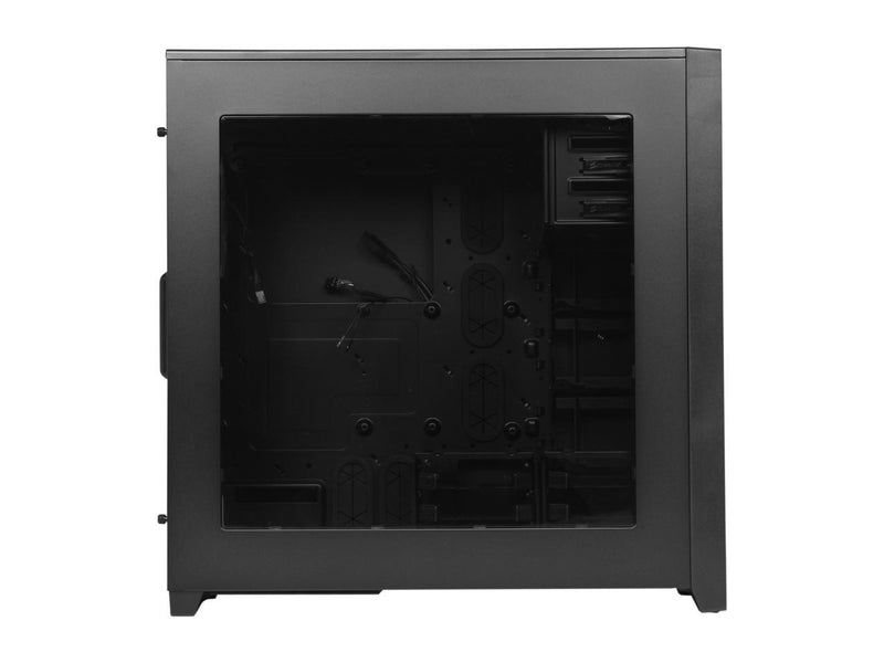 Corsair Obsidian Series 750D CC-9011035-WW Black Brushed Aluminum and Steel ATX Full Tower Computer Case